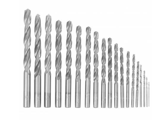 Höfftech 101-delige Borenset - Cobalt Coated