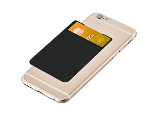 Grixx zelfklevende creditcard smartphone wallet