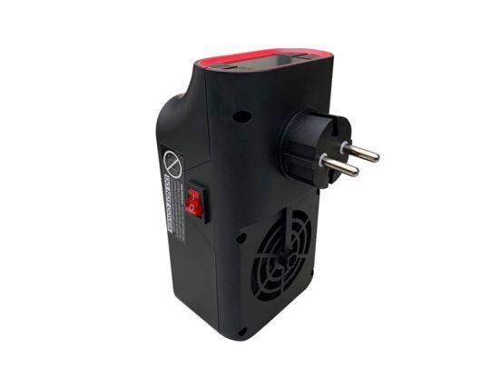 Plug-in Mini Elektische Kachel Met Digitaal Display 1+1 Gratis