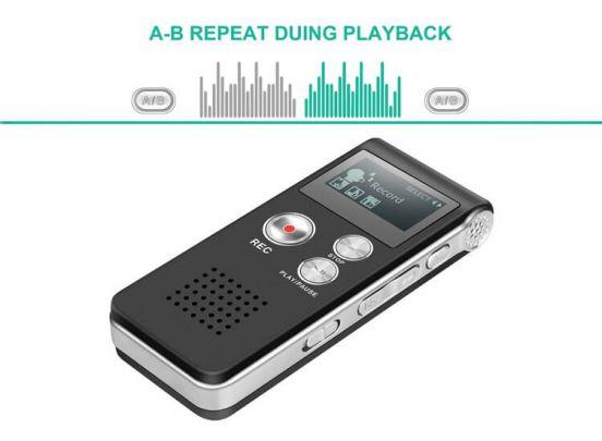 Voice Recorder Premium - Dictafoon / Memorecorder