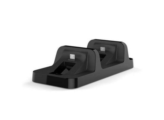 PS4 Dubbel Docking Station - Zwart - Oplaadstation - USB Charger
