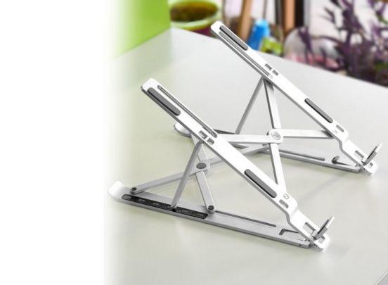 Universele Verstelbare en Opvouwbare Laptop Standaard