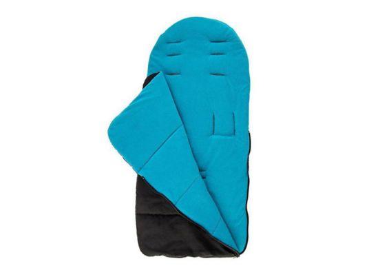 Fedec Comfortbag Voetenzak - Babywagen - wandelwagen - Buggy - Blauw