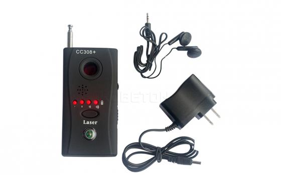 Multiunctionele Cameralens signaal detector