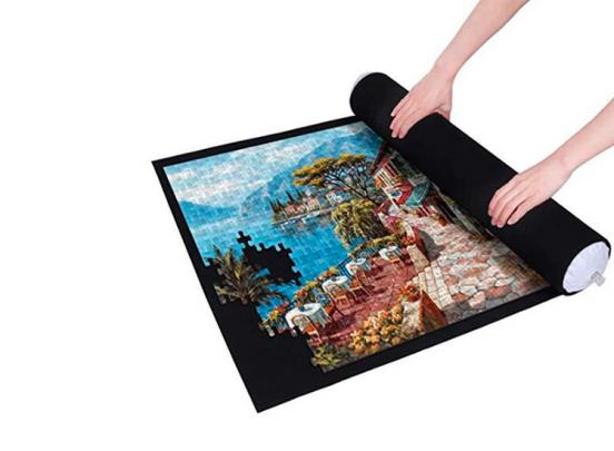 Puzzelmat - Een musthave voor iedere puzzelaar - Verkrijgbaar in verschillende maten