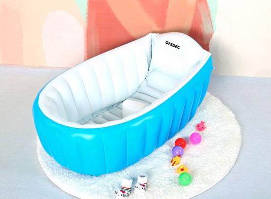 Fedec Baby opblaasbaar binnenbad