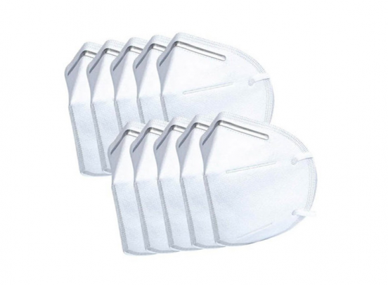 Mondkapjes - KN95 - 5-laags - 10- pack