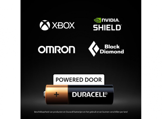 Duracell Plus Batterijen - 20-pack - AA of AAA