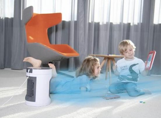 Livington SmartChill Mini Torenventilator
