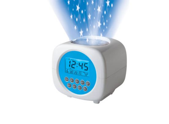 Projection Alarm Clock - Digitale wekker met sterrenhemel