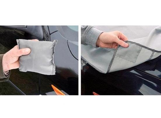 Magnetische Autoraam Bescherming - Beschermt tegen zon en ijs
