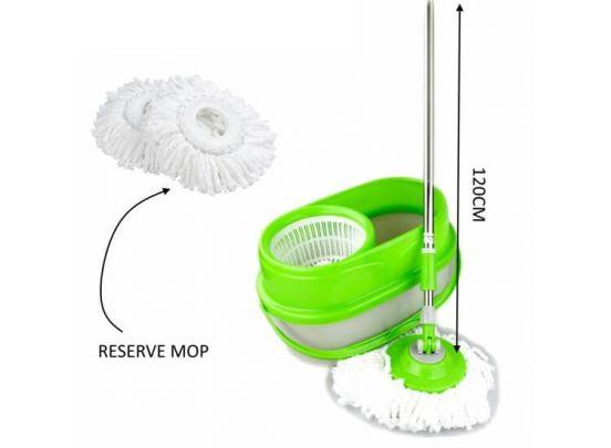 Benson Clean Magic Mop - Schoonmaken Zonder Bukken