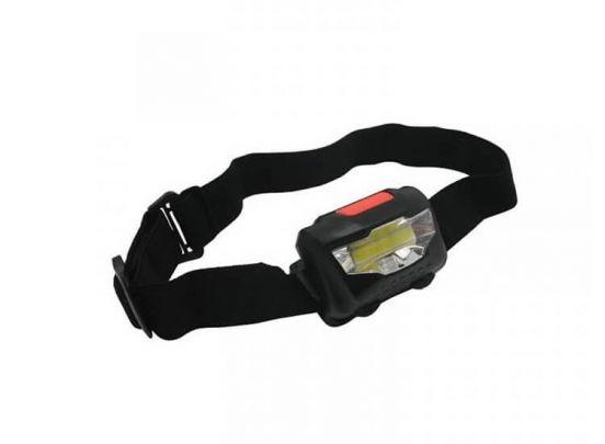 Höfftech flexibele hoofdlamp - Optimaal licht en beide handen vrij