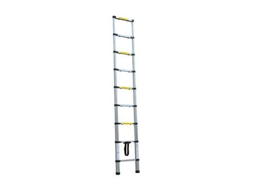 Herzberg telescopische ladder - Makkelijk mee te nemen - 2,6 M