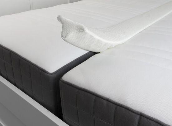 Matraswig - Liefdesbrug - Vult de ruimte op tussen 2 matrassen