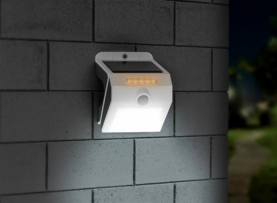 Led Lovers Oklahoma LED Buitenlamp met Sensor