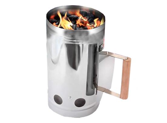 Barbecue snelstarter - BBQ brikettenstarter