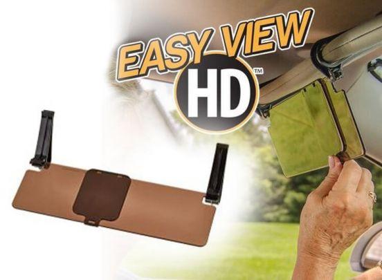 Easy view HD zonnescherm