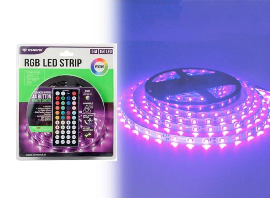 Dymond RGB led strip - 5 meter