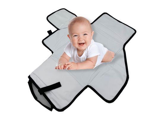 Baby Verschoonmatje 4-in-1 voor Onderweg - Travel - Luier - Waterbestendig
