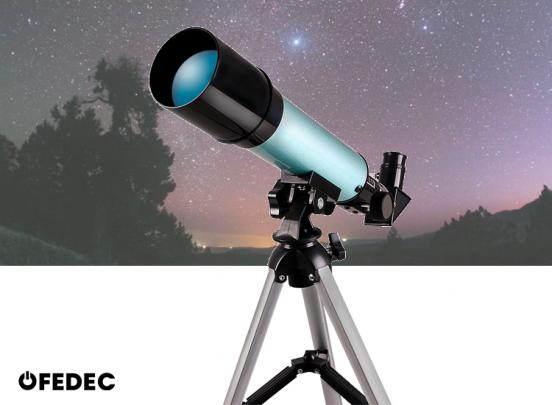 Fedec Outdoor Telescoop - inclusief 3 soorten lenzen