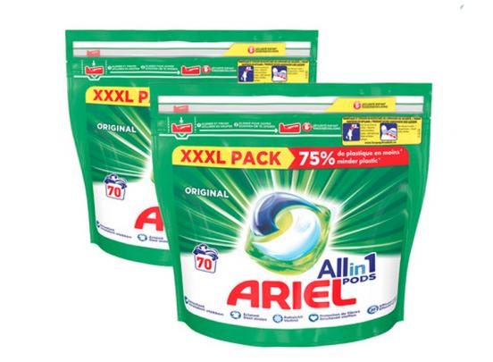 Ariel All-in-1 Pods - Regular 140 pods