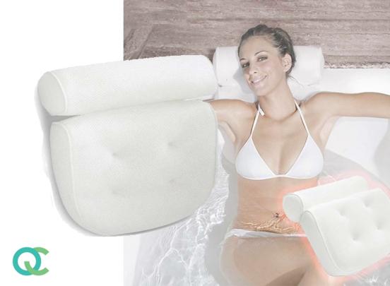 FlinQ Badkussen - Comfortabel Relaxen
