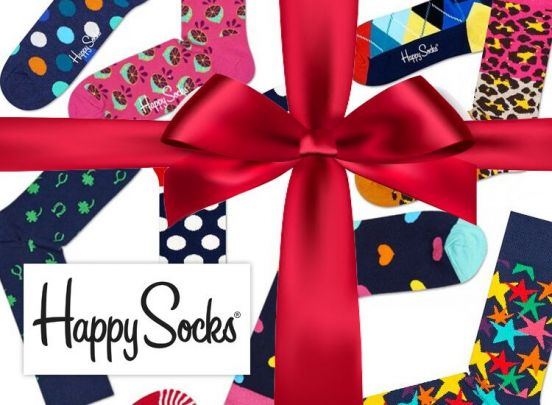 Happy Socks - 6 paar sokken