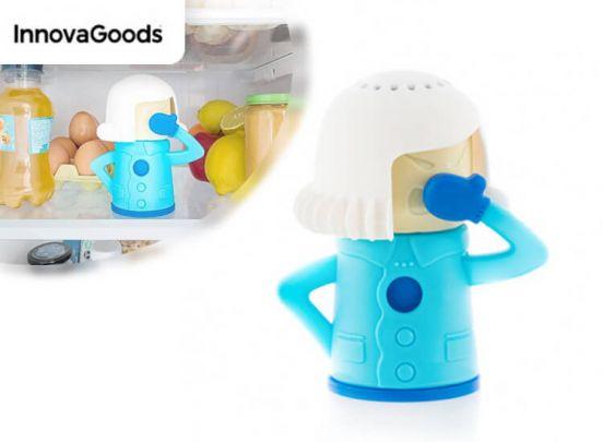 InnovaGoods koelkast geurverdrijver - Bescherm je koelkast tegen nare geurtjes
