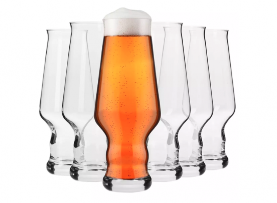 Krosno Splendour Collection Bierglazen - 400ml