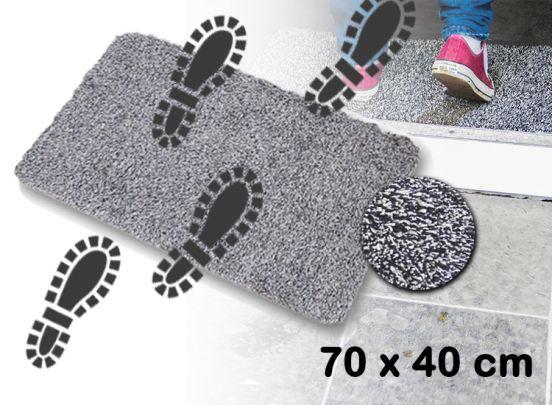 Magic clean droogloopmat - Een schone vloer zonder je voeten te vegen