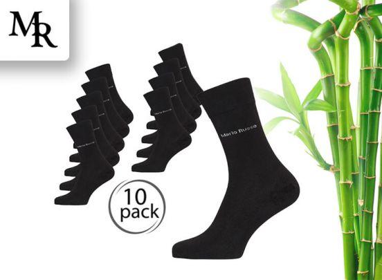 Mario Russo bamboe sokken