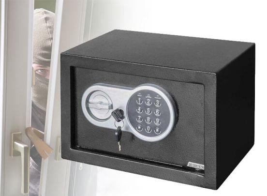 Safe Tresor 31x20x20cm elek