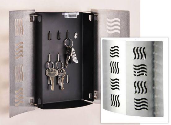 sleutel doos voor aan de muur