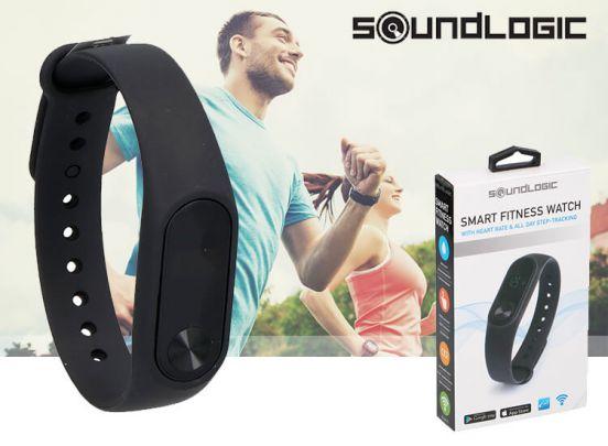 Smart fitness watch