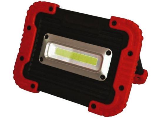 Höfftech portable led werklamp - Krachtig en draadloos