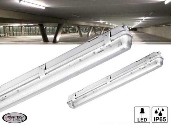 Hofftech LED TL armatuur - waterdicht