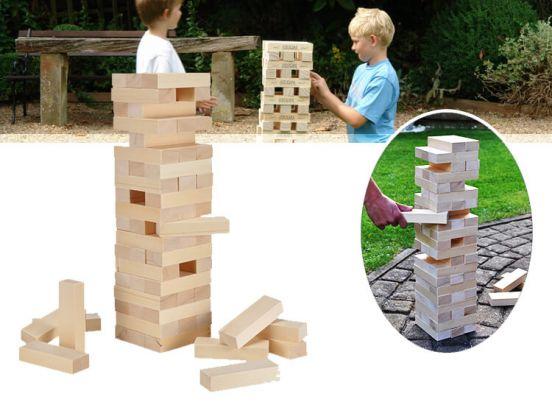 Jenga XXL - Het leukste bouwspel voor de hele familie