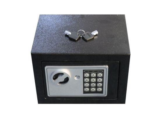 Kynast kluis met digitaal slot - Minikluis met robuuste metalen behuizing