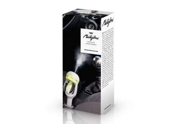 MistyOne luchtbevochtiger voor de auto - Schone en frisse lucht