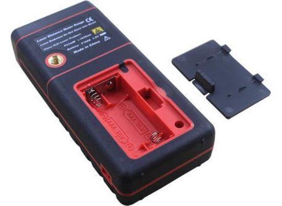 Laser afstandmeter - 40m - Tot 2 mm nauwkeurig