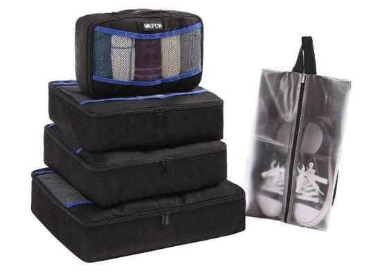 Packing Cubes - 5 stuks