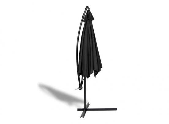 909 Outdoor Hangende Parasol met Hoes - Verschillende Kleuren - 250 x 300cm