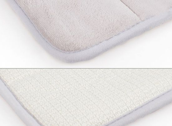 Absorberende zachte Badmat (60 x 40 cm)
