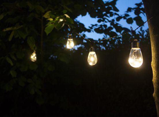 Dreamled vintage verlichting - 5 meter met 10 ledlampen