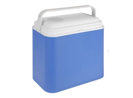 Electrische Koelbox - 24 Liter - 12V - Inclusief Autostekker