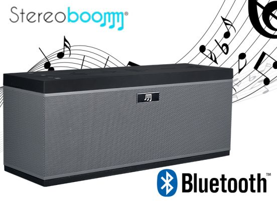 Stereoboomm MR300 multi-room speaker - Draadloos muziek streamen via Wifi of Bluetooth