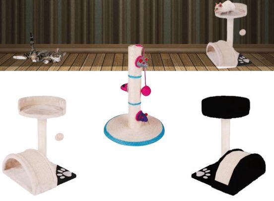 Sweet Home kattenspeelgoed - Leuk voor je meubels en je kat