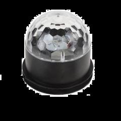 Fedec Roterende Discolamp Met Afstandsbediening