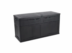 Toomax Opslagbox- 320 L - 119 x 46 x 60 cm - Zwart